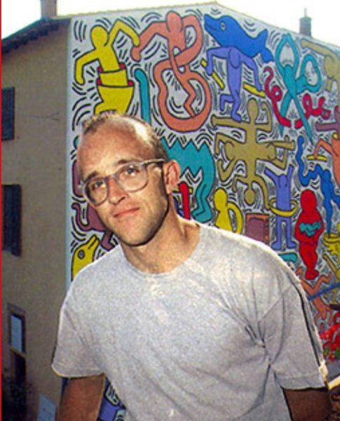 """Keith Haring: """"Seit ich klein war, habe ich Cartoons gemacht, Figuren und Geschichten erschaffen."""" (Foto Swatch)"""