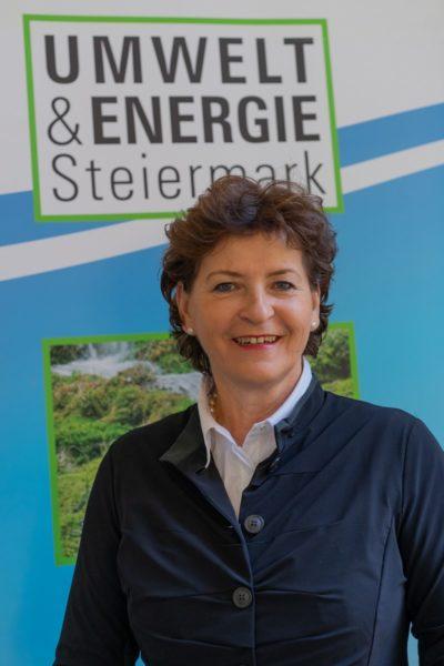 """Landesrätin Ursula Lackner freut sich: """"LEADER ist nicht nur eine bekannte Förderschiene, sondern auch ein Erfolgsmodell für partizipative Regionalentwicklung. (Foto Land Steiermark/Purgstaller)"""