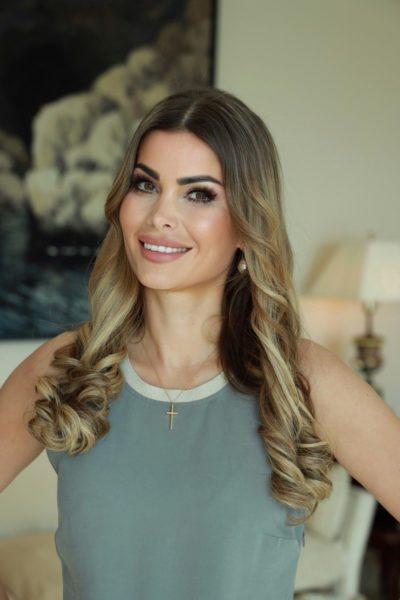 Die ehem. Miss Austria Carmen Knor ist heute als Lifestyle-Coach tätig und unterstützt Menschen mit der DNA-Analyse auf ihrem Weg zu mehr Lebensfreude und Vitalität. (Foto Tito Bosch)