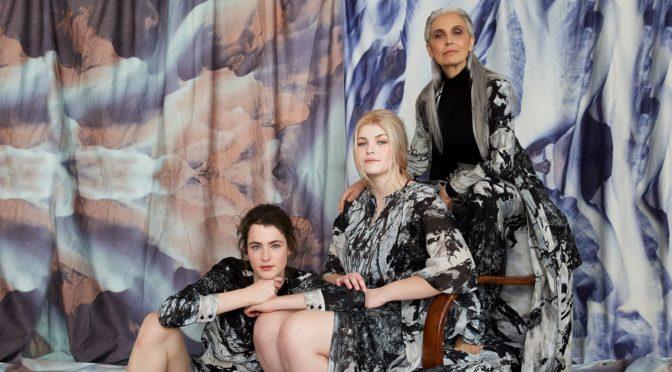 """Eva Poleschinski präsentierte ihre erste Homewear Kollektion """"Indoor + Outside"""""""