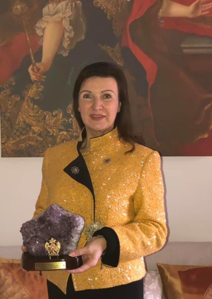 Herta Margarete, Erzherzogin von Österreich, Prinzessin von Toskana. (Foto HM Habsburg-Lothringen)