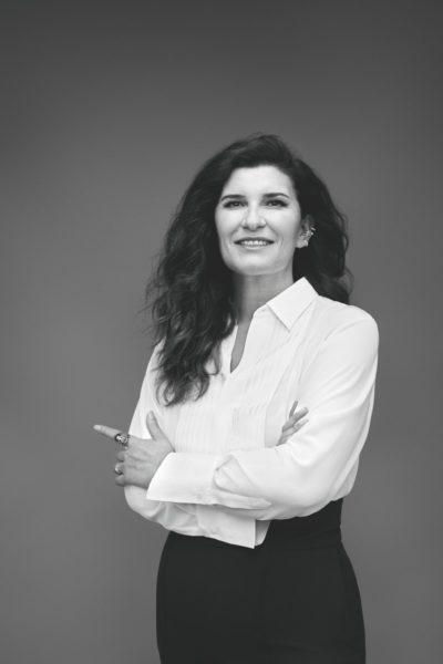 """""""Jetzt ist es an der Zeit, nachhaltige Innovationen zu beschleunigen, um den Übergang zu einerKreislaufwirtschaft zu schaffen und die Umweltbelastungen unserer Produkte zu reduzieren"""",sagte Delphine Viguier-Hovasse, Global Brand President, L'Oréal Paris. (Foto L'Oréal Paris)"""
