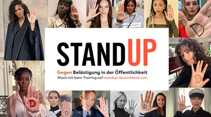 "L'ORÉAL PARIS ""Stand up"""