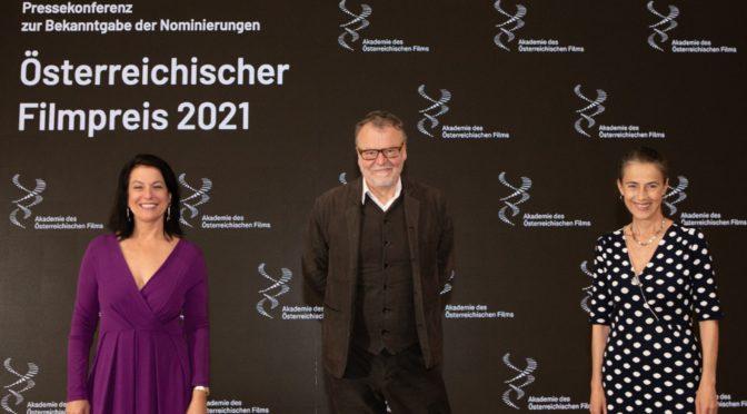 Der Österreichische Filmpreis findet 2021 im Sommer statt
