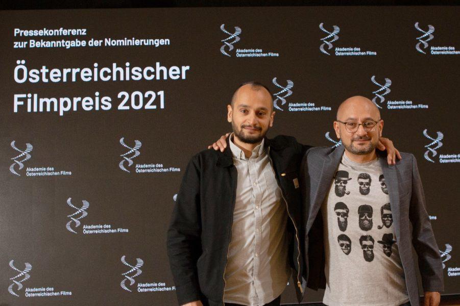 """Die Regie der diesjährigen Gala des Österreichischen Filmpreises liegt in den Händen der filmschaffenden Brüder Arash T. Riahi und Arman Riahi: """"Wir sind sehr erfreut und fühlen uns geehrt."""" (Foto AOEF)"""