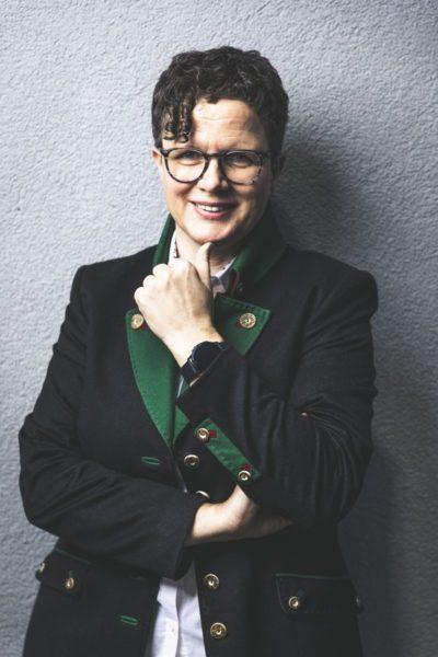Ruth Deimbacher ist eine Teamplayerin, von ihren Mitarbeitern erwartet sie Begeisterung, Ehrlichkeit und Vertrauen. (Foto Thomas Luef)