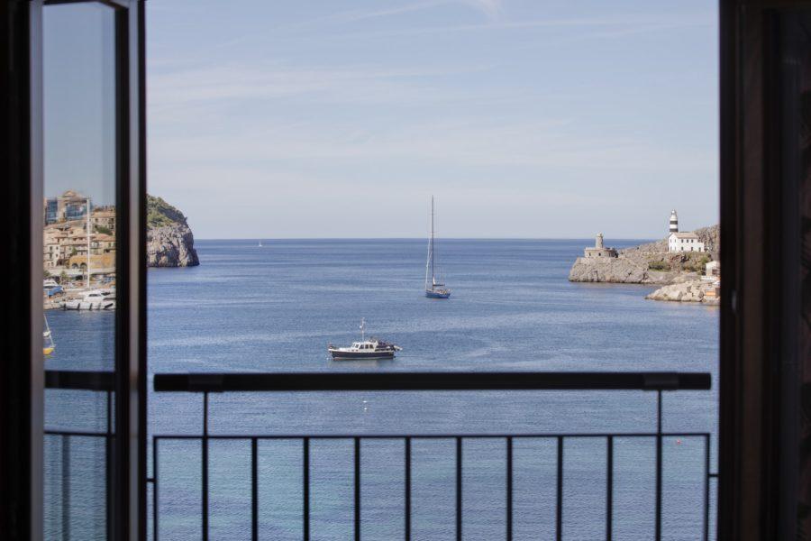 Das Espléndido bietet traumhaft schöne Ausblicke aufs Meer. (Foto Johanna Gunnberg/Hotel Esplendido)