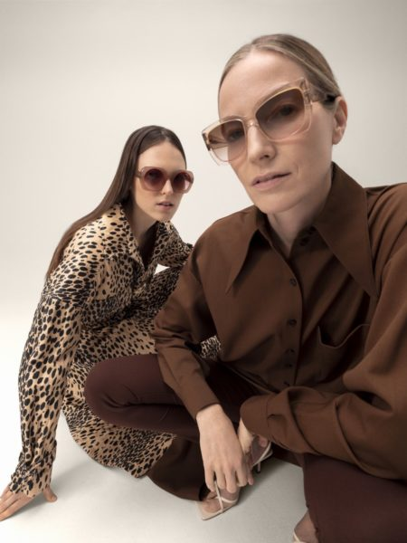 ANDY WOLF Eyewear - Rediscover 2021 Collection Camilla. (Foto Bastian Thiery)