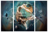 """Kunstwerk """"Electricity"""" von Tom Lohner. (Foto Tom Lohner)"""