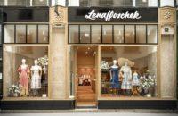 Lena Hoschek eröffnete ihren ersten Wiener Flagship Store im 1. Bezirk, in der Seilergasse 16. (Foto AANOIR / Robert Weinzettl)