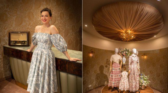 Lena Hoschekeröffnete neuen Wiener Flagship Store