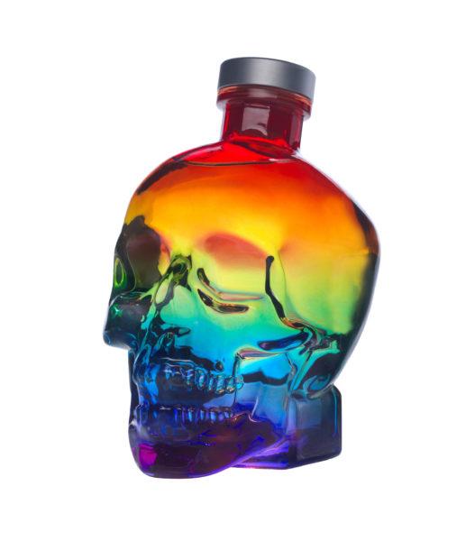 Crystal Head Vodka. (Foto Crystal Head)