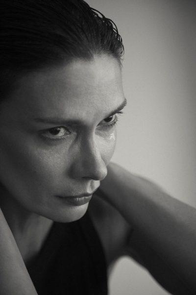 Schauspielerin Claudia Graf bietet auch private coachings für Casting- sowie Drehvorbereitungen an. (Foto Susan Buth)