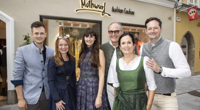Mothwurf eröffnete seinen 4. Store in Salzburg