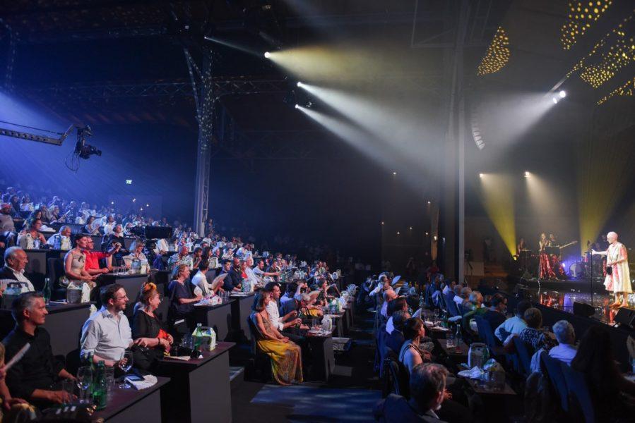 Filmpreis 2021 im Globe Wien in der Marx Halle. (Foto eSeL.at - Lorenz Seidler)