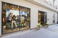 Luis Trenker hat kürzlich einen neuen Store in Salzburg eröffnet. (Foto Kolarik Andreas)
