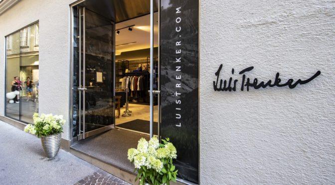 Neuer Luis Trenker Store in Salzburg