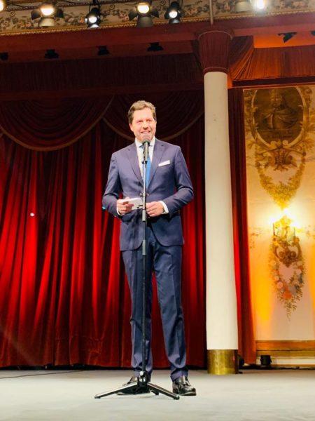 Seit 2016 organisiert Daniel Serafin in New York den Wiener Opernball, den ältesten Auslandsball Österreichs. Es ist der 66. und wird am 7. April 2022 stattfinden. (Foto instagram.com/serafindaniel/)