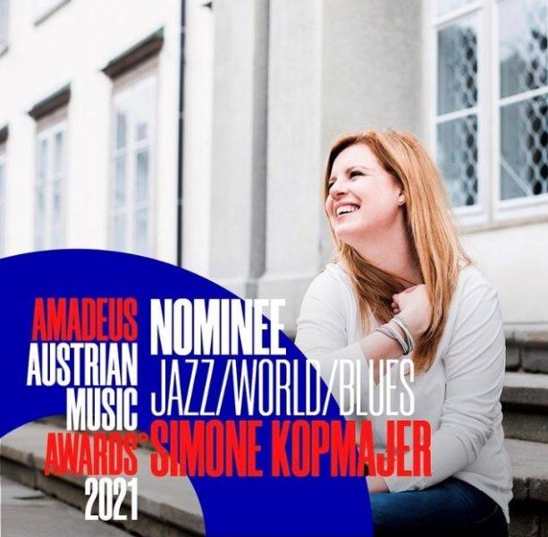 """Simone Kopmajer ist mit ihrem Album """"My Wonderland"""" für den Amadeus Austrian Music Award nominiert. (Foto bytinksi Tina Reiter)"""