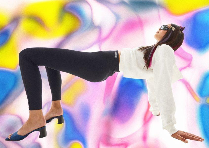 Marina Hoermanseder feierte ihre Premiere auf der AYFW und launchte die erste Capsule Collection ihrer neuen ready-to-wear Subbrand HOERMANSEDER gemeinsam mit ABOUT YOU. (Foto HOERMANSEDER X ABOUT YOU)