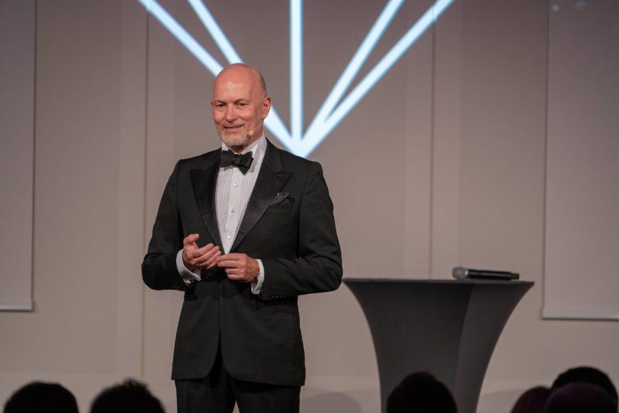 "Schmuckstars Awards 2021 - ""Schmuckstars""-InitiatorChristianLerner. (Foto Andreas Tischler)"