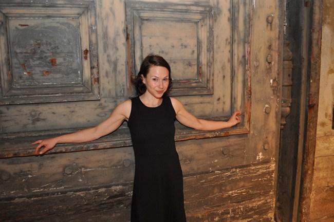 Andrea Wenzl (Foto Sudy)